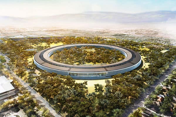 Apple Park F&B Development 2014