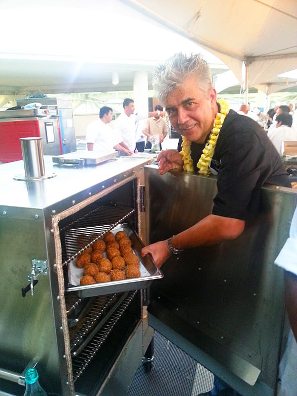 Hawai'i Food & Wine Festival 2013