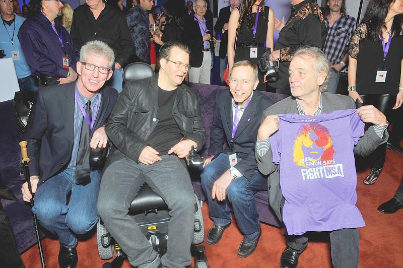 """Kerry Simon Says """"Fight MSA"""" Las Vegas 2014"""