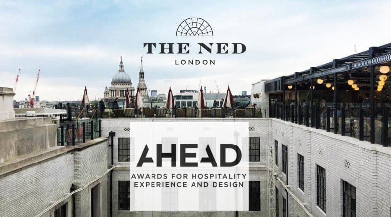 The Ned London – AHEAD Awards