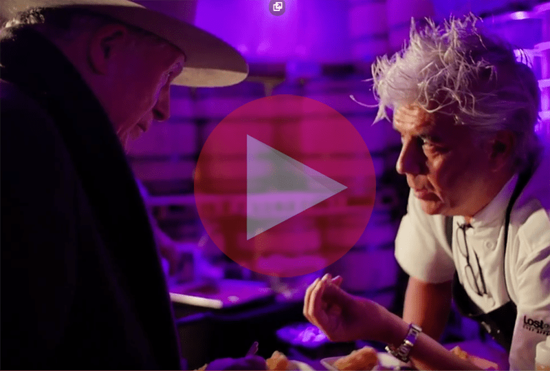 Chef's Roll: Hill Country Video w/ Jeremiah Tower