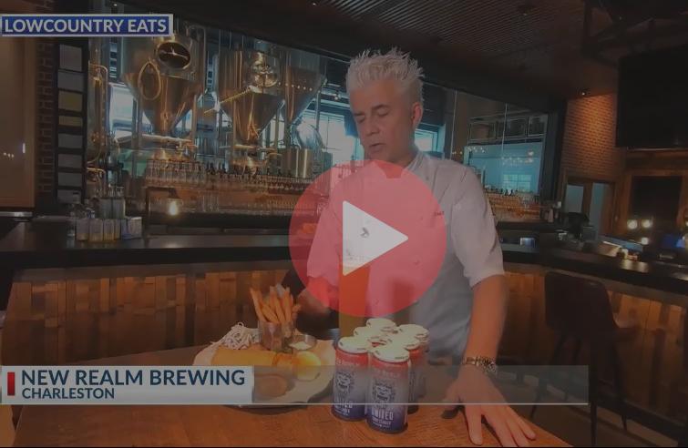 New Realm Charleston – Fish & Chips on NBC